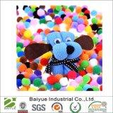 Un surtido de juguetes para la Educación POM Pon / hilo / ojo Googly chenilla