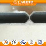 profil en aluminium de l'extrusion 6063-T5 de groupe d'aluminium du principal 5 de la Chine
