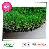 Venda a quente 35mm longo serviço paisagem relvado falsos Man-Made Grass relva artificial