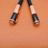 Or Rose de luxe de souvenirs stylo à bille de métal comme cadeau (LT-E113)