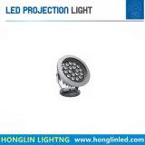 高い発電の照明Intiground IP65 18W LEDのスポットライト
