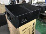 Aktive Zeile kompakte Vorzeile Reihen-System des Reihen-Lautsprecher-Q1+Q