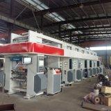 300m/Min elektronische Zeile Welle-Zylindertiefdruck-Drucken-Maschine für Aluminiumfolie
