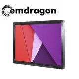 Toque la pared interior de 43 pulgadas Wireless WiFi 3G HD LCD pantalla de publicidad Reproductor de publicidad
