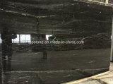 Granito naturale via la lastra nera del granito di Lactea