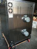 Homphon 10 de Oven van de Convectie van het Gas van Dienbladen met het Controlemechanisme van de Microcomputer voor Zaken (wfc-10QH)
