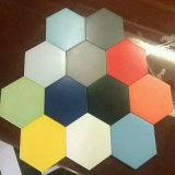 2017 nouveau matériau de construction 200x230x115 de la porcelaine vitrifiée hexagonal colorés Salle de bains carrelage de sol23200 (SM)