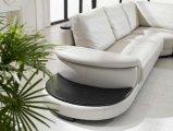 Sofá Home 8006# do couro do sofá da sala de visitas do sofá