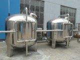 Pequenas instalações de tratamento de água para beber água engarrafada