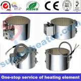 Calentador de venda de cerámica eléctrico del elemento de calefacción para las máquinas del moldeo a presión