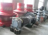 Base de rolamento para equipamento de rolo de cimento