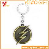 Выполненный на заказ длинний симпатичный ключ формирует мягкий металл Keychain эмали с логосом