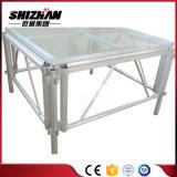 알루미늄 옥외 연주회 단계 디자인을%s 가진 공장 공급 단계