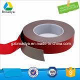 0.64mmの赤いフィルムの灰色か灰色のアクリルの泡の粘着テープ(BY5064G)