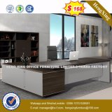 MDFのオフィス用家具の机の木の執行部表(HX-8N0806)