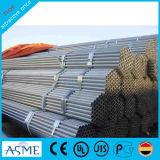 BS1387 galvanisierte Stahlgefäße mit Paaren und Schutzkappe