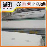 Plaque d'acier inoxydable de surface du miroir 316L de solides solubles 316