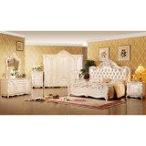 Base e guardaroba per la mobilia antica della camera da letto (W803B)