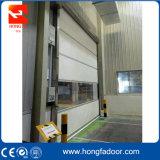 Porte à grande vitesse d'obturateur de rouleau de PVC (HF-K472)