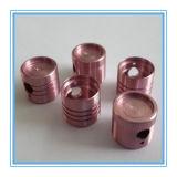 CNC che lavora per le parti materiali di alluminio del motociclo 6061-T6