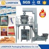 Prix automatique de empaquetage de pesage de machine à emballer de riz de sachet de sucre de sel de casse-croûte de pommes chips de sucrerie petit