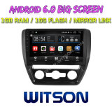 "Grand écran 10,2"" Witson Android 6.0 voiture DVD pour Volkswagen Jetta 2017"
