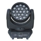 급상승을%s 가진 신제품 높은 강력한 19*12W 4in1 LED 세척 이동하는 맨 위 빛