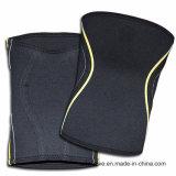 Umschaltbarer Knie-Support des Neopren-7mm, Knie-Hülse der Komprimierung-7mm für das Gewicht-Anheben, Crossfit, Powerlifting