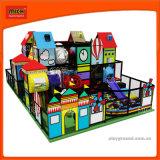 Питания детей мягкая игровая площадка для установки внутри помещений, Дом Big Play оборудование, Парк Развлечений игрушек сделано в Китае для продажи