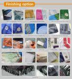 폴리에스테 직물 깃발 기치를 인쇄하는 풀 컬러 디지털 광고