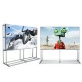 стена шатона 1.7mm безшовная соединяя индикаторная панель LCD узкой части 55 дюймов ультра