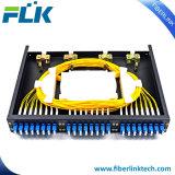 Prodotto ottico ottico fisso del quadro d'interconnessione della fibra della porta del commercio all'ingrosso 24