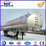 Rimorchio di alluminio 40, 000L del serbatoio dell'Tri-Asse