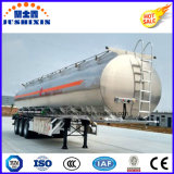 Reboque de alumínio 40 do tanque do Tri-Eixo, 000L