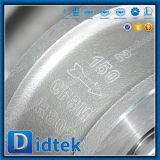 Didtek 100% Edelstahl-Aufzug-Oblate-Rückschlagventil der Prüfungs-CF8m