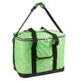 Non-Woven/poliéster comida picnic plegable portátil personalizado almuerzo aislado de la bolsa de refrigerador