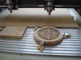 Cortadora del grabado del CNC del ranurador 6090/Small del CNC para la madera, MDF, acrílico, piedra, aluminio