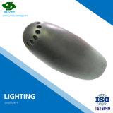 Aluminiummaterial CNC, der LED-hellen Lampenschirm maschinell bearbeitet