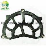 Delen CNC die van het Frame van het Gebruik van de motorfiets CNC van Delen Delen machinaal bewerken