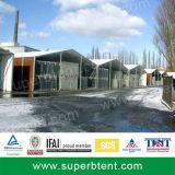 Tent van het Pakhuis van de Muur van de Structuur van het aluminium de Stevige Openlucht