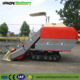 Modelo popular de la trilladora de arroz los cilindros de doble Harvester Irán
