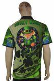 Concevoir votre propre logo personnalisé par T-shirt de polo (P002)