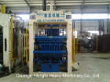 Bloco concreto hidráulico automático do cimento que faz a máquina do tijolo da máquina