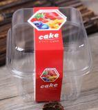 Produits de boulangerie de qualité alimentaire croissant pain gâteau d'emballage contenant de plastique Box