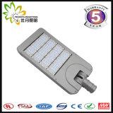 Большой уличный свет сбывания 170lm/W 200W напольный регулируемый СИД, дешевый уличный фонарь уличного света солнечный СИД СИД с утверждением Ce& RoHS
