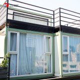 単一の寝室の余暇の容器の家
