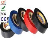 Alta Adherencia aislante negro cinta aislante de PVC