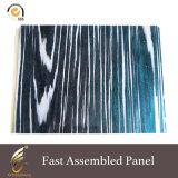PVC多彩な防爆および非変形の壁パネル