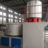 PVC plástico PE BOPP con CaCO3 química y la cera caliente y Grupo Mezclador de refrigeración