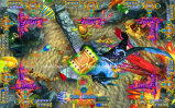 Kirin 살해자 화재 Kirin 어업/물고기 사냥꾼 아케이드 게임 기계